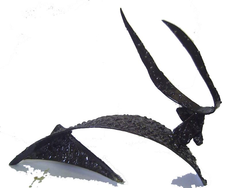 sans titre,Fer, 30cm X 20cm X 20cm, 2004.JPG