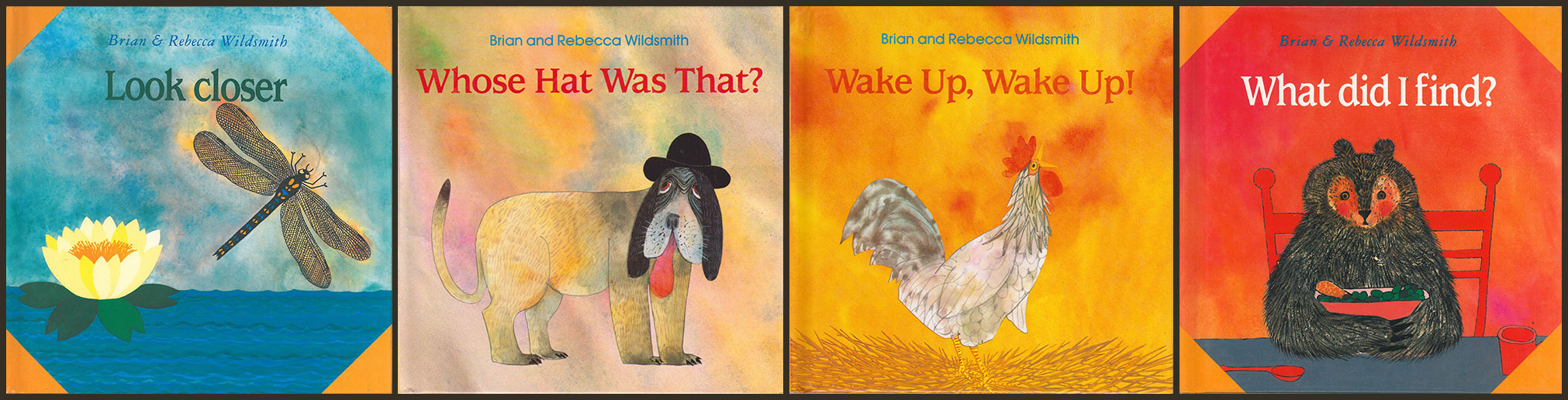 look-closer-whose-hat-was-that-wake-up-wake-up-what-did-i-find-brian-rebecca-wildsmith.jpg