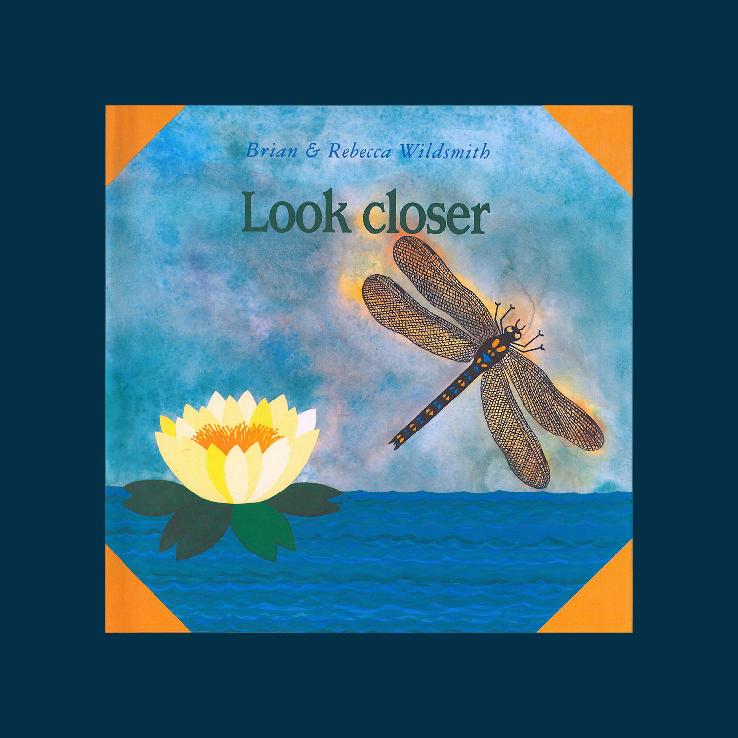 """LOOK CLOSER - 1993""""Does your child look closely at the ground to search for bugs? Do they notice details your completely miss? This is the book for them. A creative and interactive book, LOOK CLOSER invites the reader to do just that. Large, broadview pictures are paired with an up-close view on the next page. The authors ask you to look close to find out"""