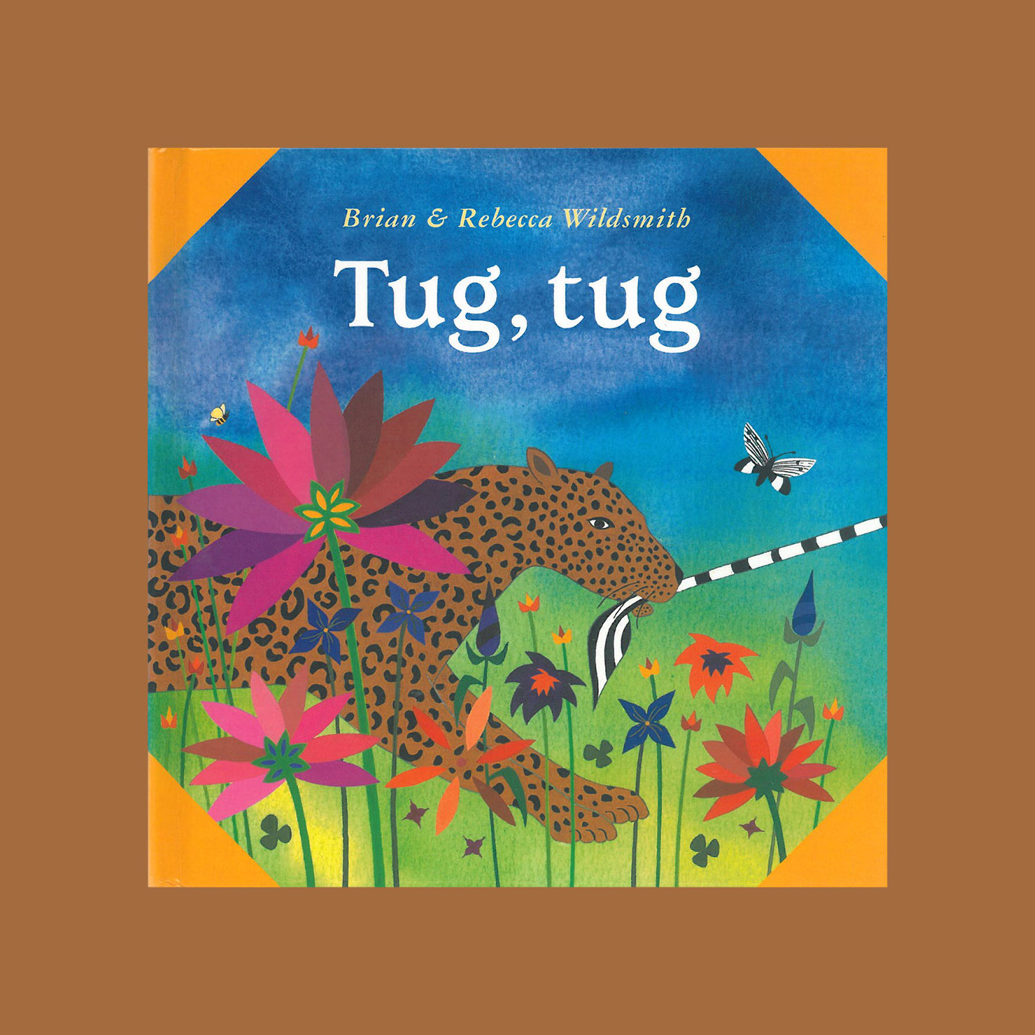 """TUG TUG - 1996""""All the animals are pulling each others' tails. But which tail belongs to which animal? Can you guess? This is the latest in the"""