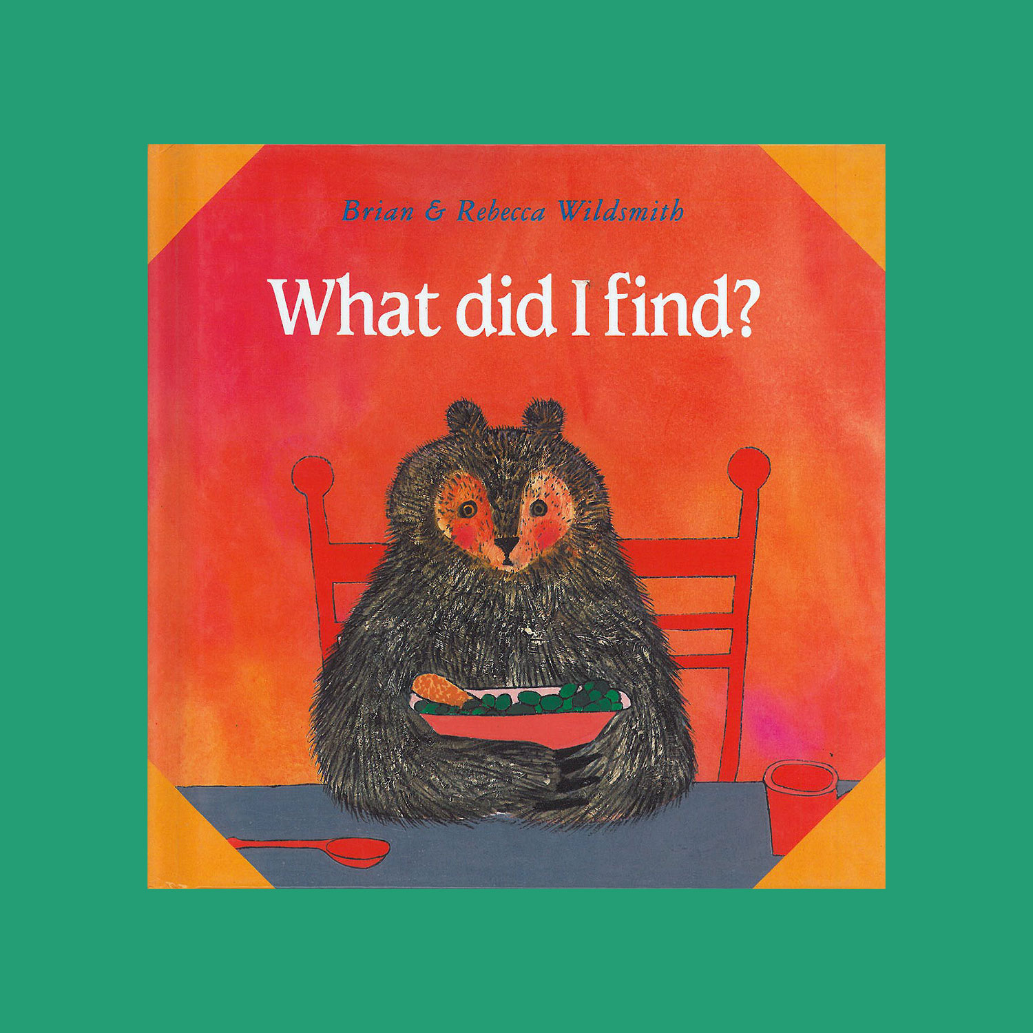 """WHAT DID I FIND ? - 1993""""Opening his eyes and his imagination to the world around him, a child is surprised to find friends in very odd places, such as a penguin in the refrigerator and a whale in the bathtub."""""""