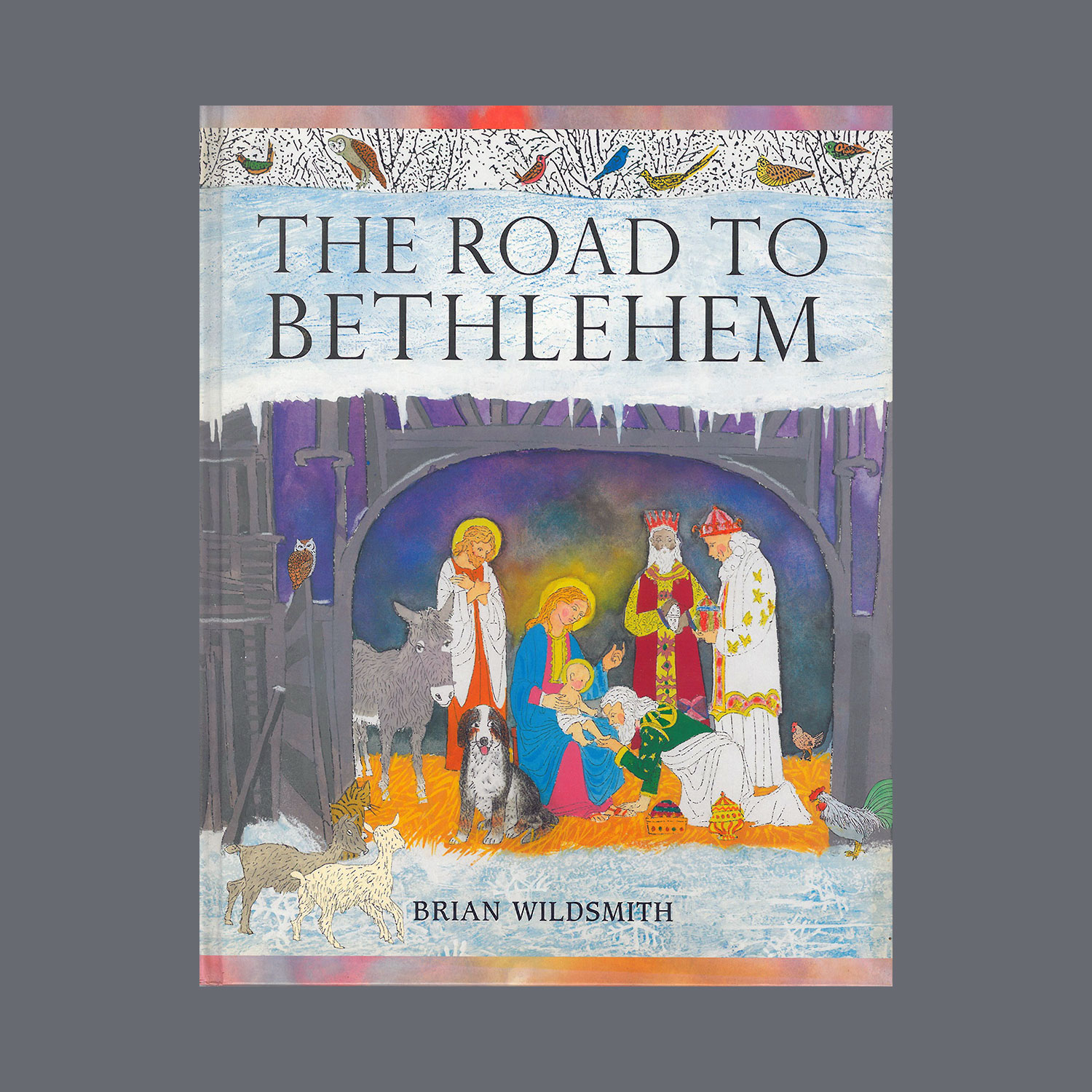 """THIS BOOK NEEDS CHANGING TOA CHRISTMAS JOURNEY - Previously published as THE ROAD TO BETHLEHEM""""In this appealing story, a group of animals set out on a journey to Bethlehem to witness the birth of Jesus, making friends and helping each other out along the way.""""""""Gorgeous, gold-edged, heartbreaking version of the tale told from the animals' point of view.""""The Times"""