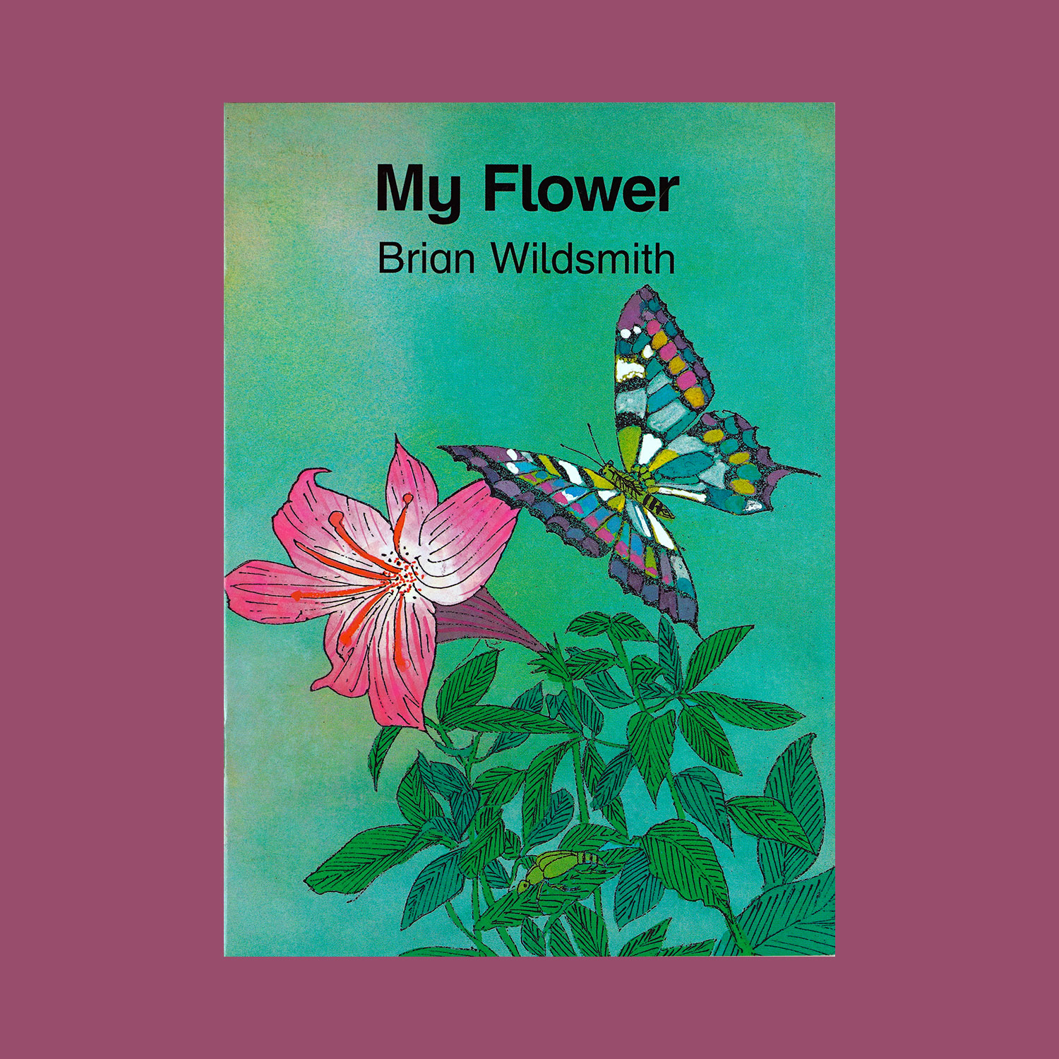 """MY FLOWER - 2000""""Creature disputes as to who a flower really belong to."""""""