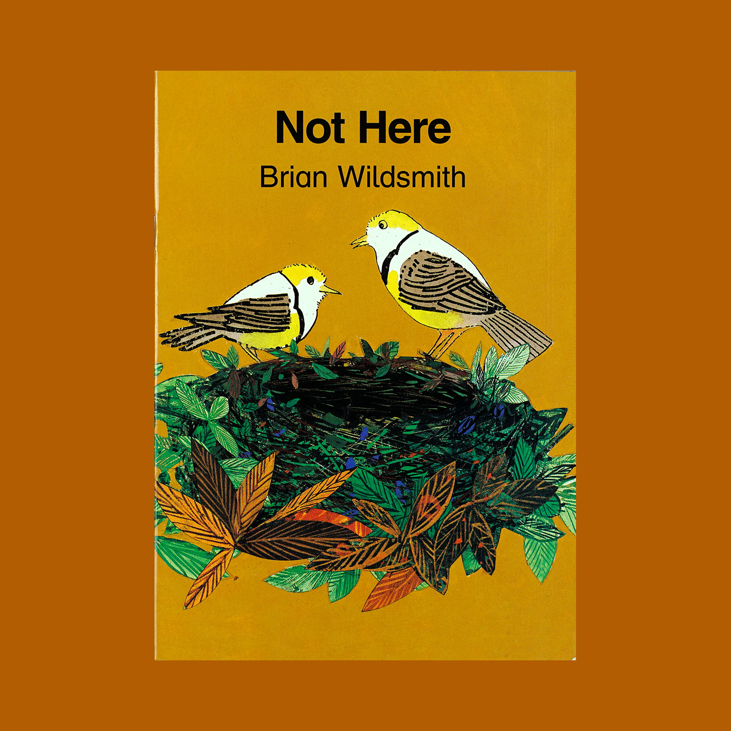 """NOT HERE - 2000""""A pair of birds cannot find any place from a chimney to a hen house, a fountain and a belfry in which to put their nest."""""""
