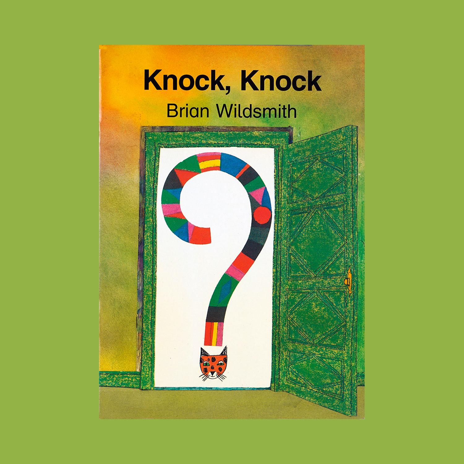 """KNOCK KNOCK - 2000""""A play on the well known 'knock, knock' jokes to entertain children."""""""