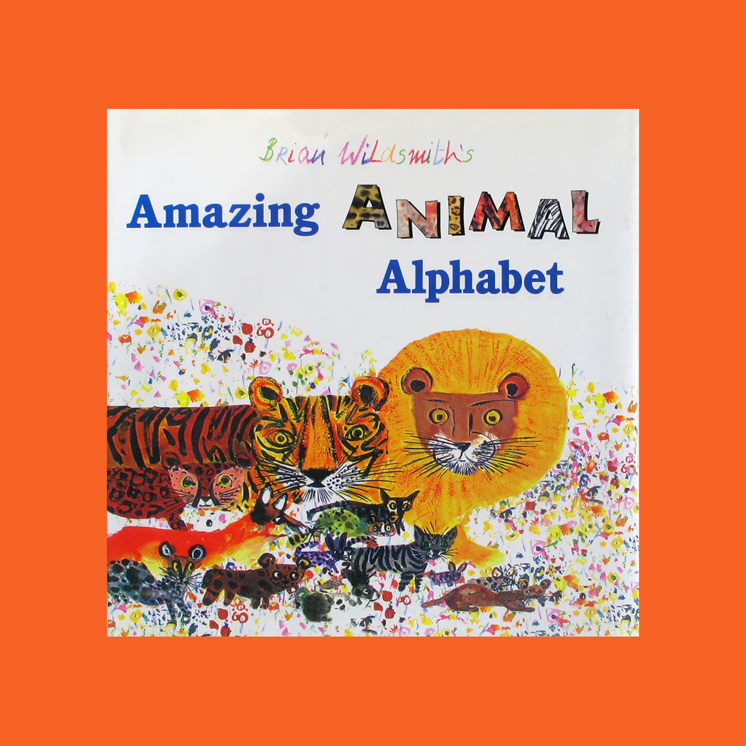 """AMAZING ANIMAL ALPHABET - 2009""""Learn the alphabet on an animal safari! Brian Wildsmith's vibrant illustrations of animals from around the world provide children with a fun and exciting way to learn their ABCs. The amazing facts about animals from A to Z will entertain the entire family.""""Google Books"""