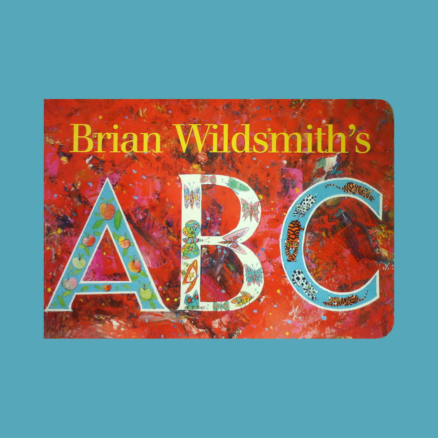 """BRIAN WILDSMITH'S ABC - 1996""""Brian Wildsmith's ABC does more than introduce children to the alphabet. It welcomes them to a celebration of each letter of the alphabet illustrated with wonderful, free-spirited art. Wildsmith, one of the world's leading illustrators, was awarded the Kate Greenaway medal for this ABC book. Now more than 30 years later, it remains fresh, vibrant, and enticing. Share it with a child you love.""""""""Wildsmith's brilliant illustrations...are sure to encourage preschoolers to learn their ABC's.""""School Library Journal"""