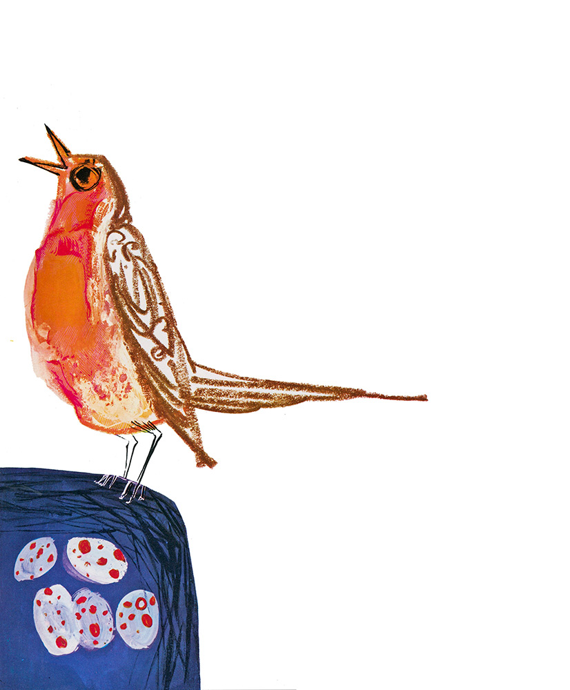 The Robin and the Wren. Anonymous.