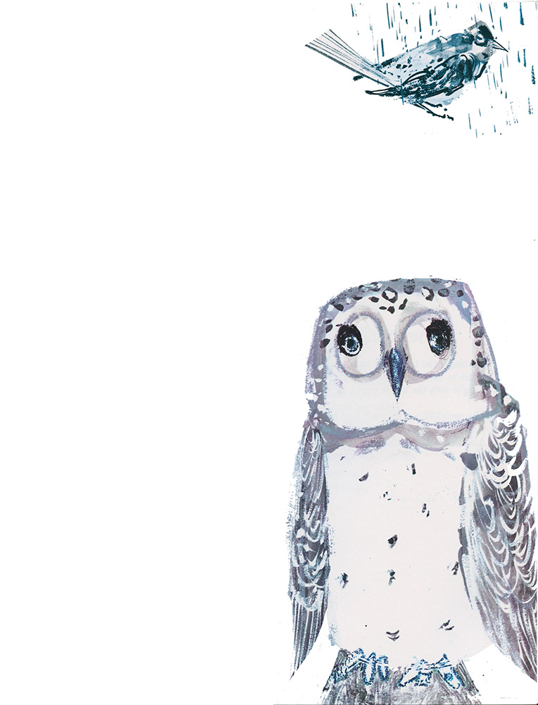 The Owl. Alfred, Lord Tennyson.