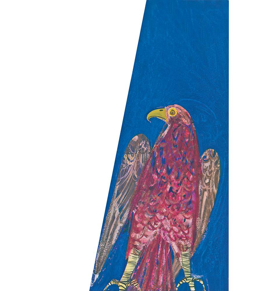 The eagle. Alfred, Lord Tennyson.