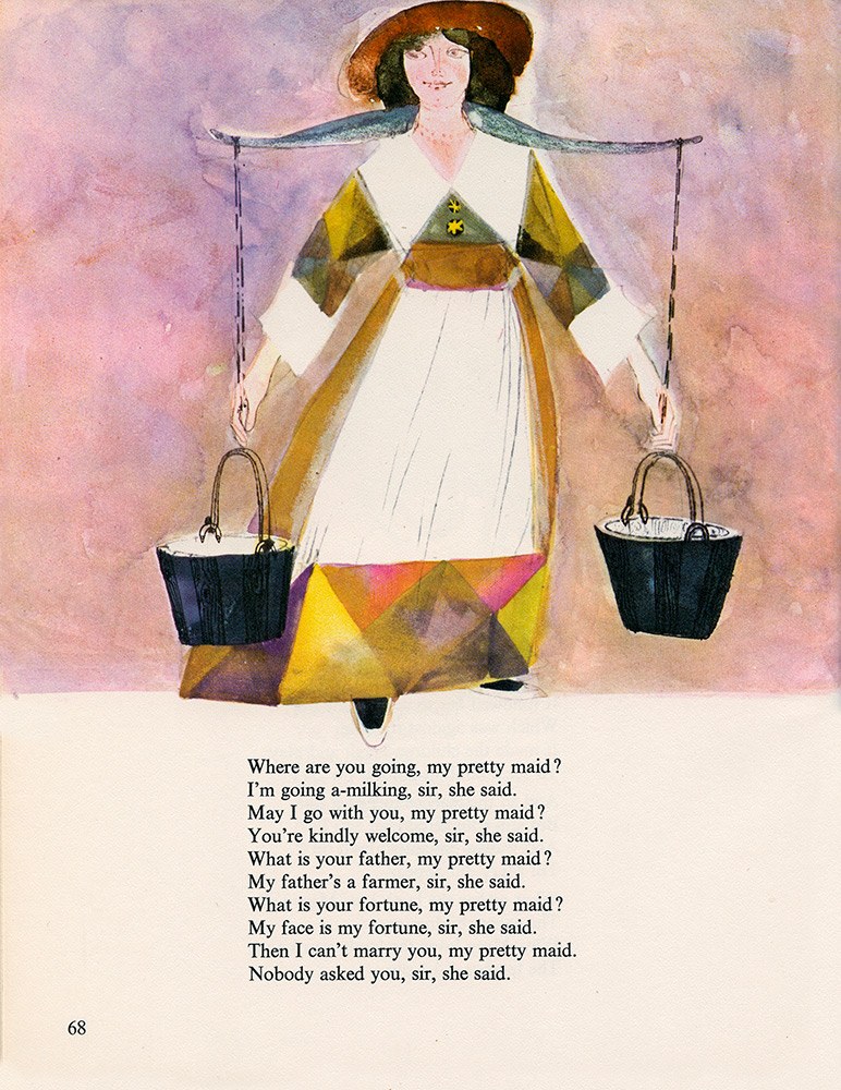Mother-Goose-Where-Are-You-Going-My-Pretty-Maid-illustration-by-Brian-Wildsmith.jpg