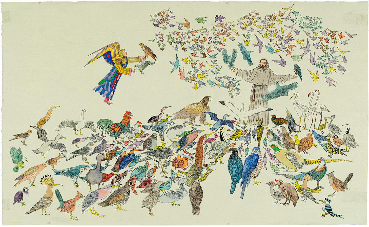 Francis-preaches-to-the-birds-original-illustration-from-Saint-Francis-by-Brian-Wildsmith.jpg