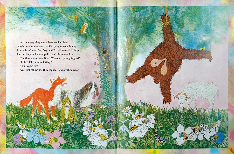A-Christmas-Journey-childrens-book-P11&12-by-Brian-Wildsmith.jpg