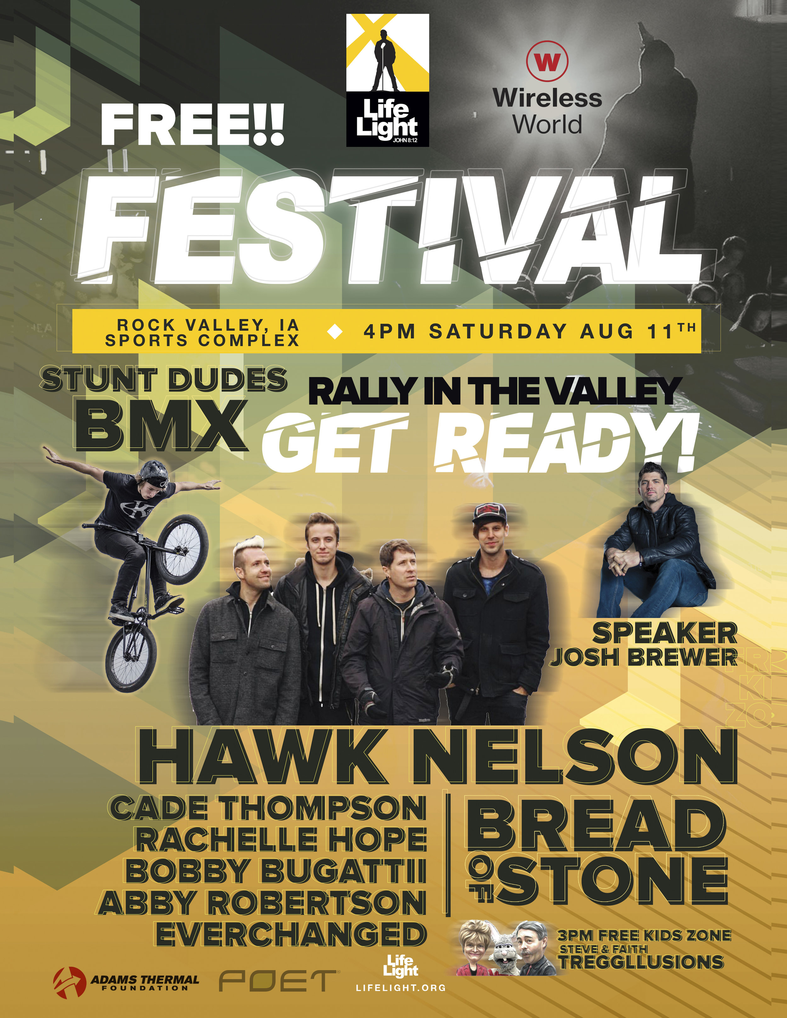 Rock Valley, IA August 11th -