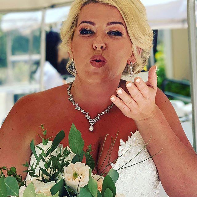 Rebecca ... beautiful lady ... inside and out ... ❤️ ❤️ ❤️#algarvemakeupartist #bridalmakeup #burgau #suitesalbawedding #bridestory