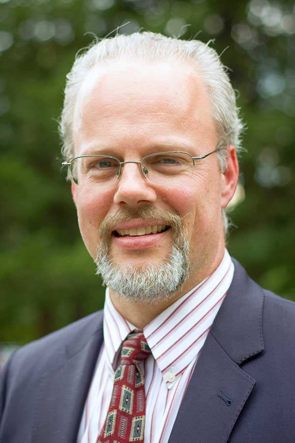 Rev. Dr. David Garner - Rev. Dr. David B. Garner (PhD, Westminster Theological Seminary) is vice president of advancement and associate professor of systematic theology at Westminster Theological Seminary.