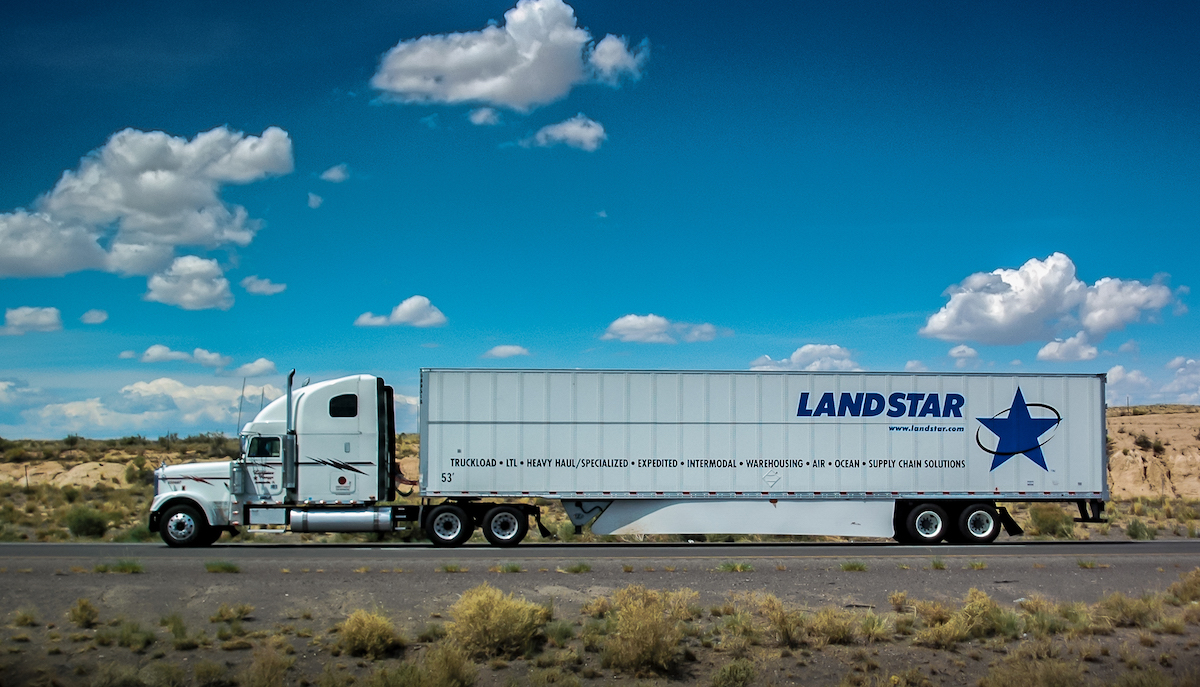 Give us a call - Recruiting 913-341-5858 New Freight Customers 1-800-466-9353 Landstar Safety Dept. 1-800-872-9496 Tracking & Operations 1-800-872-9540