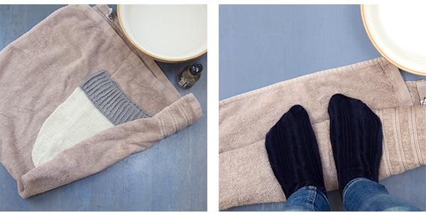 How to block you knitting.jpg