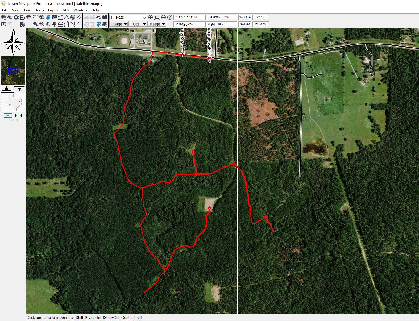 FIELD NOTES - whatever you do in the woods is captured and easily imported to your favorite gis application