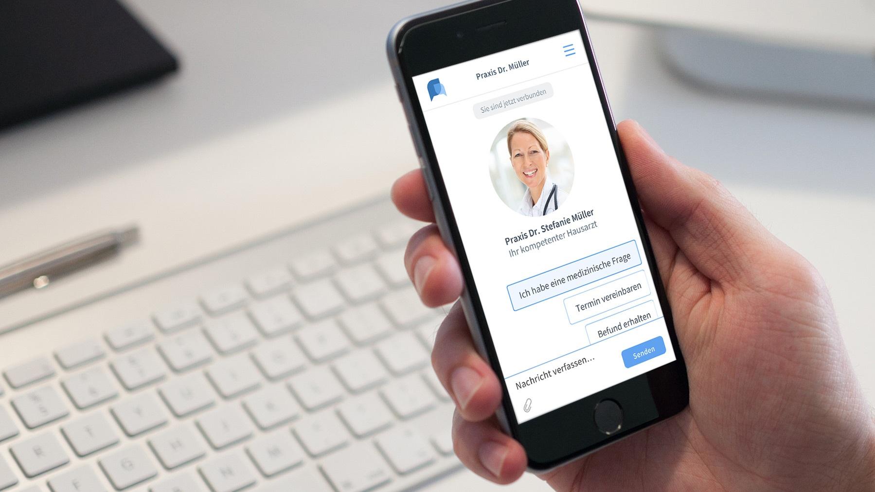 """""""Digitalisierung muss Ärzten einen konkreten Nutzen bringen"""" - Wie der medflex-Messenger aus der Sicht eines Arztes funktioniert und welchen Mehrwert er bietet, erfahren Sie auf coliquio.de.Welche Anwendung hat sich in der Praxis bewährt?"""