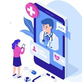 Ihre Patietnen über den neuen Service informieren - Sie oder Ihre MFAs informieren Ihre Patienten. Um dies effektiv zu tun, stellen wir Ihnen kostenlos Plakate, Flyer und ein Anfrageformular zur Verfügung.