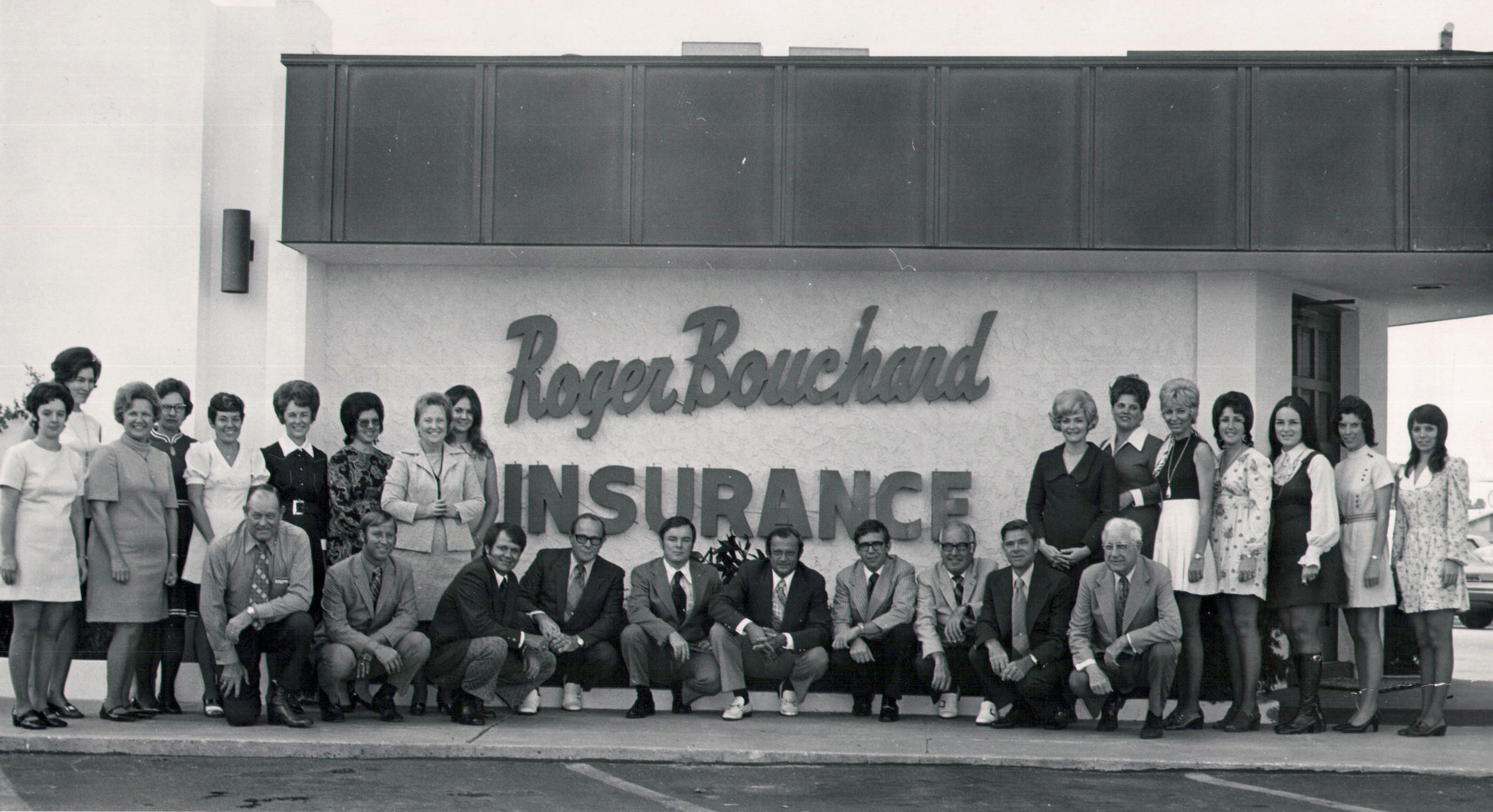 Bouchard-Employees-early-1970's Missiouri Avenue.jpg