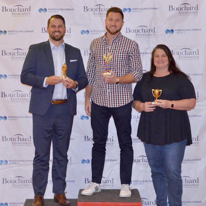 Office Olympics Winners | Maitland