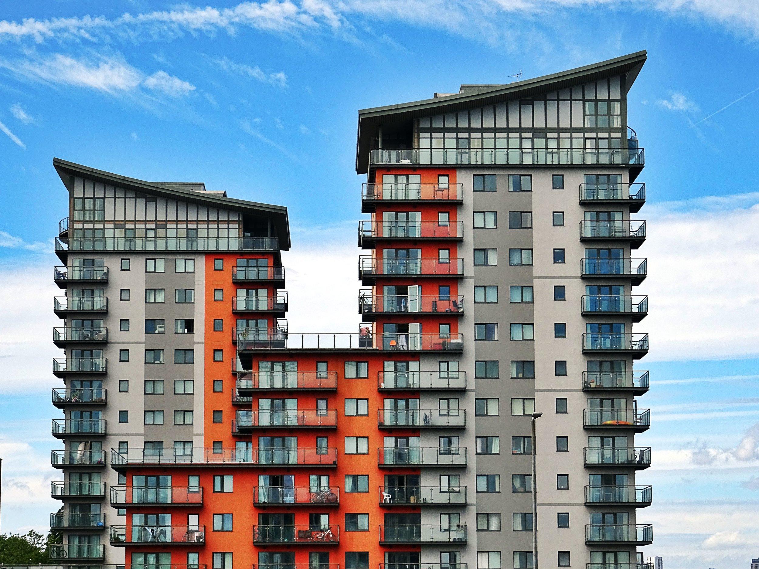 <p>Condominiums</p>