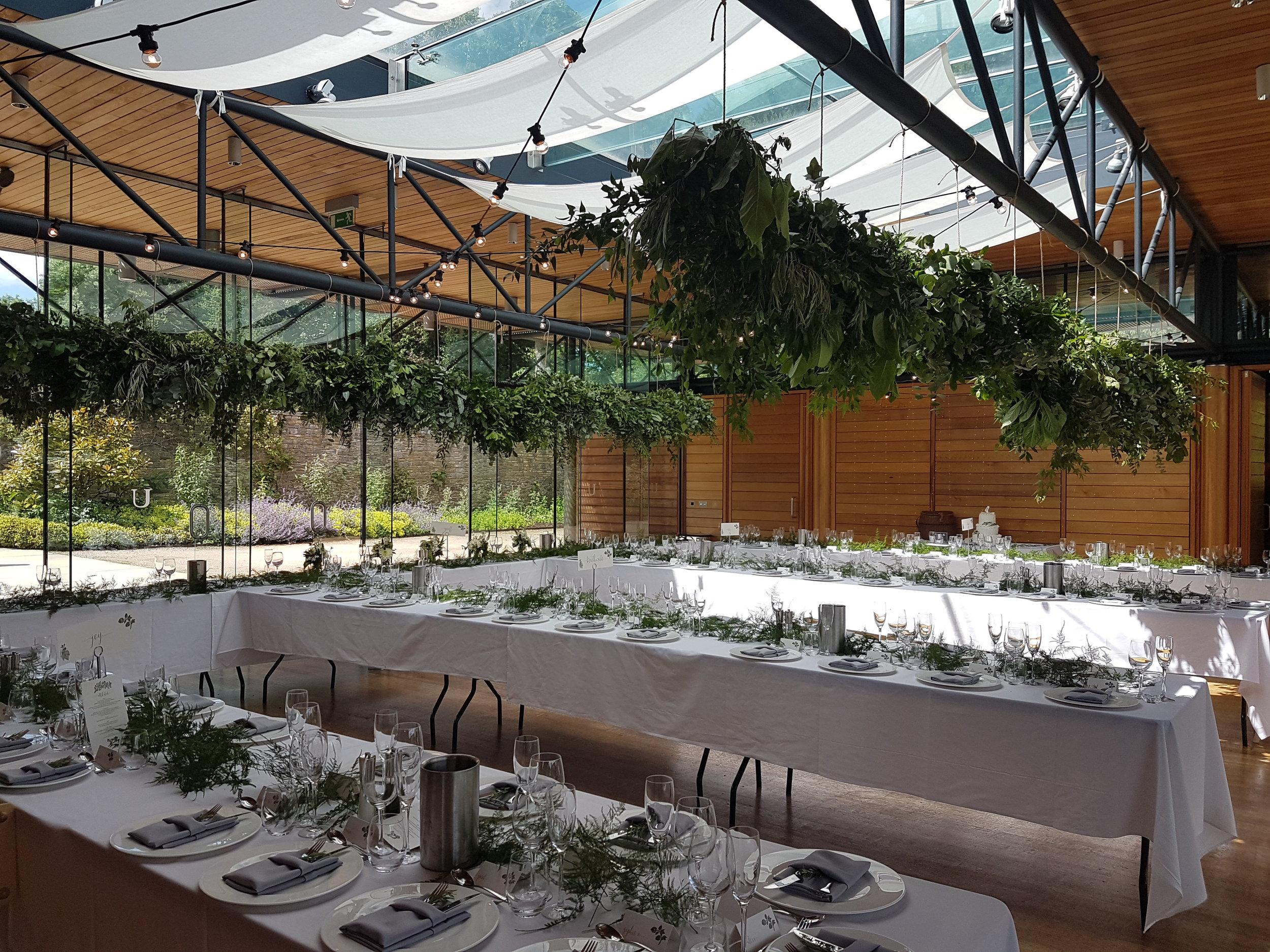 Utopia Wedding Broughton Hall