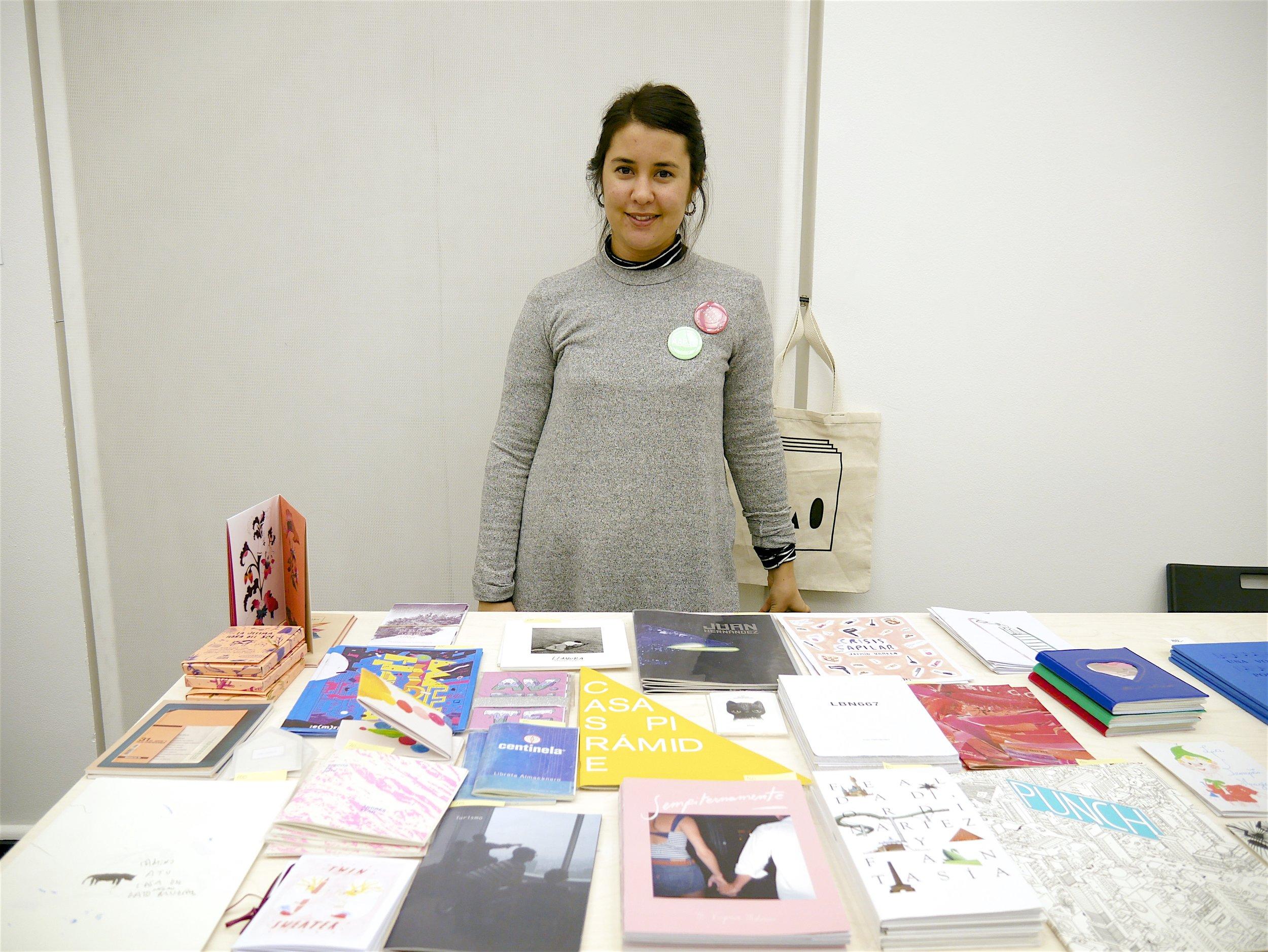 María Virginia Molinari from AAPIE