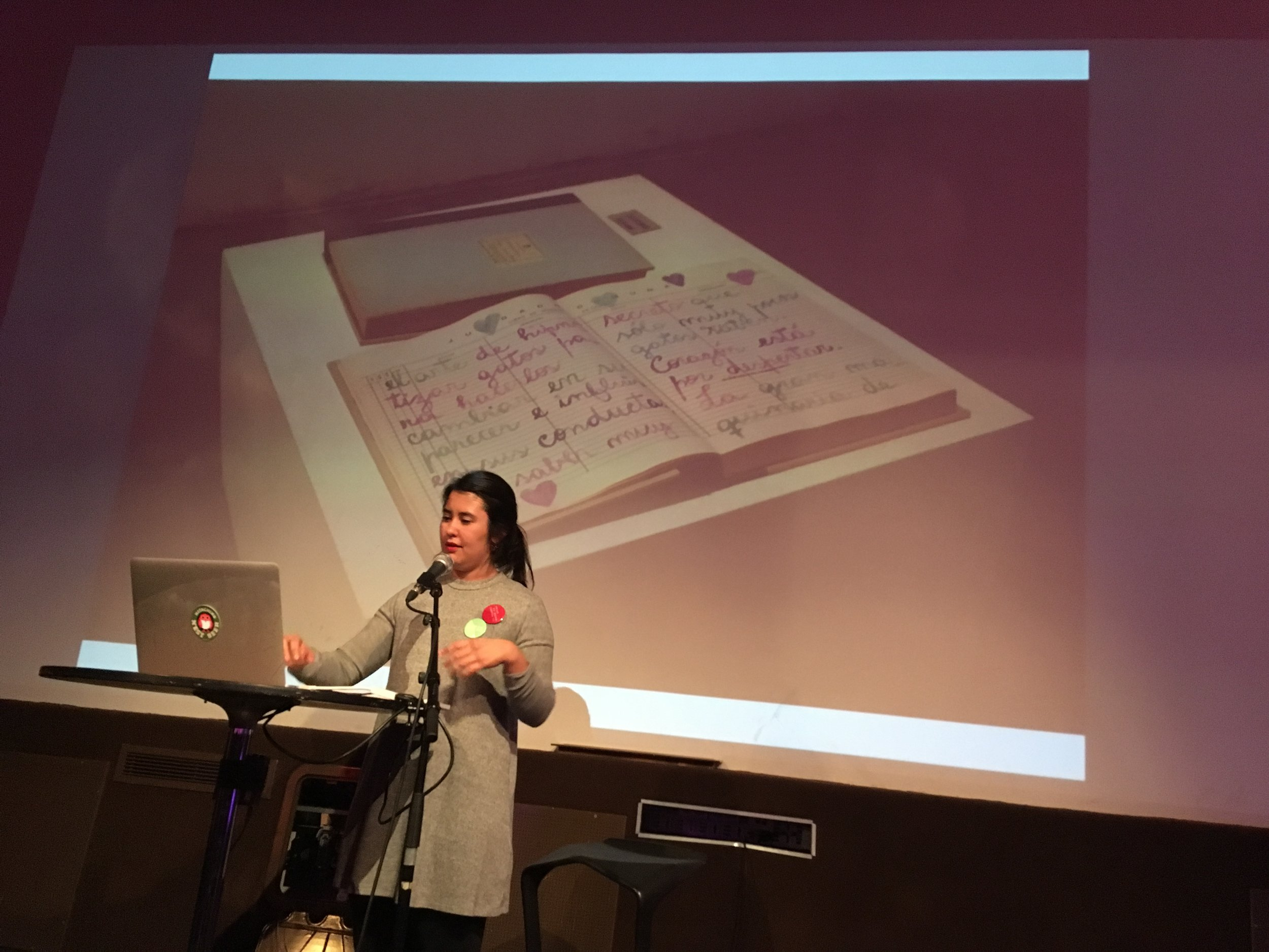 AAPIE's presentation at BABF 2017