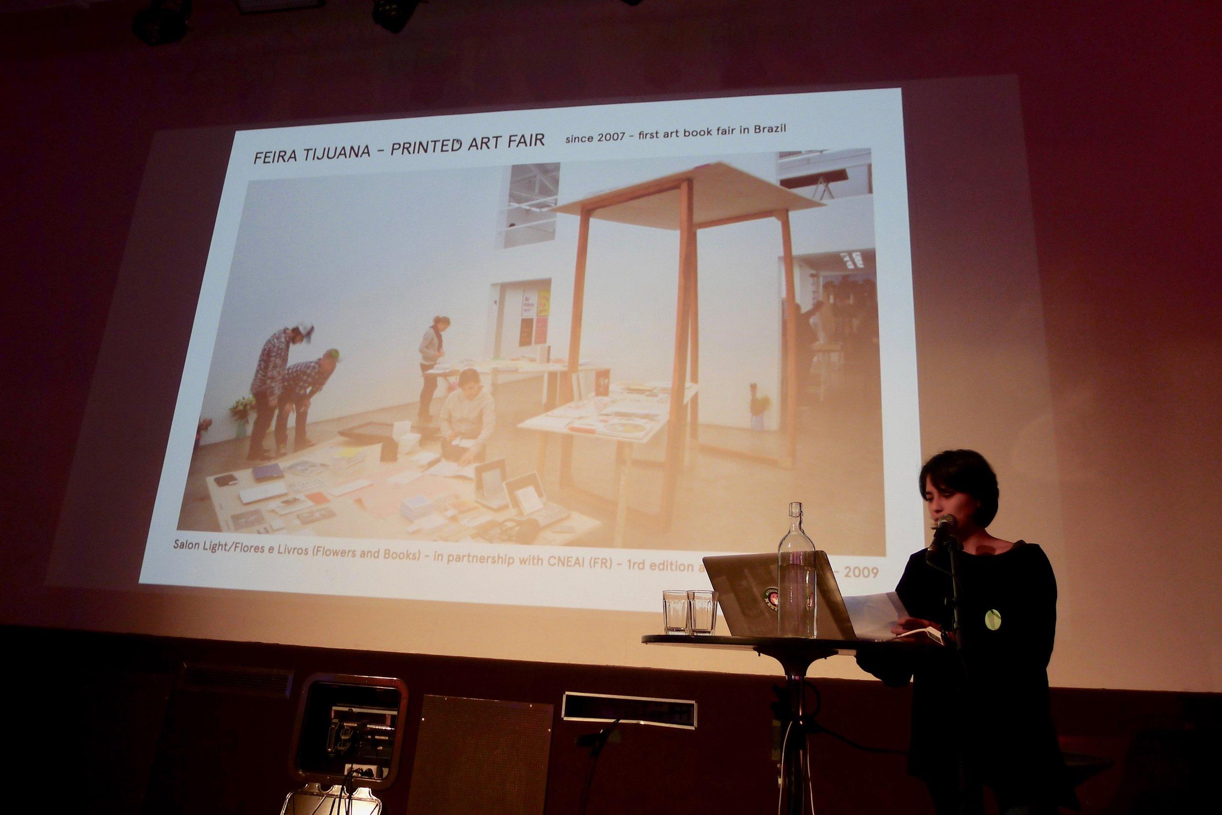 Tijuana's presentation at BABF 2017