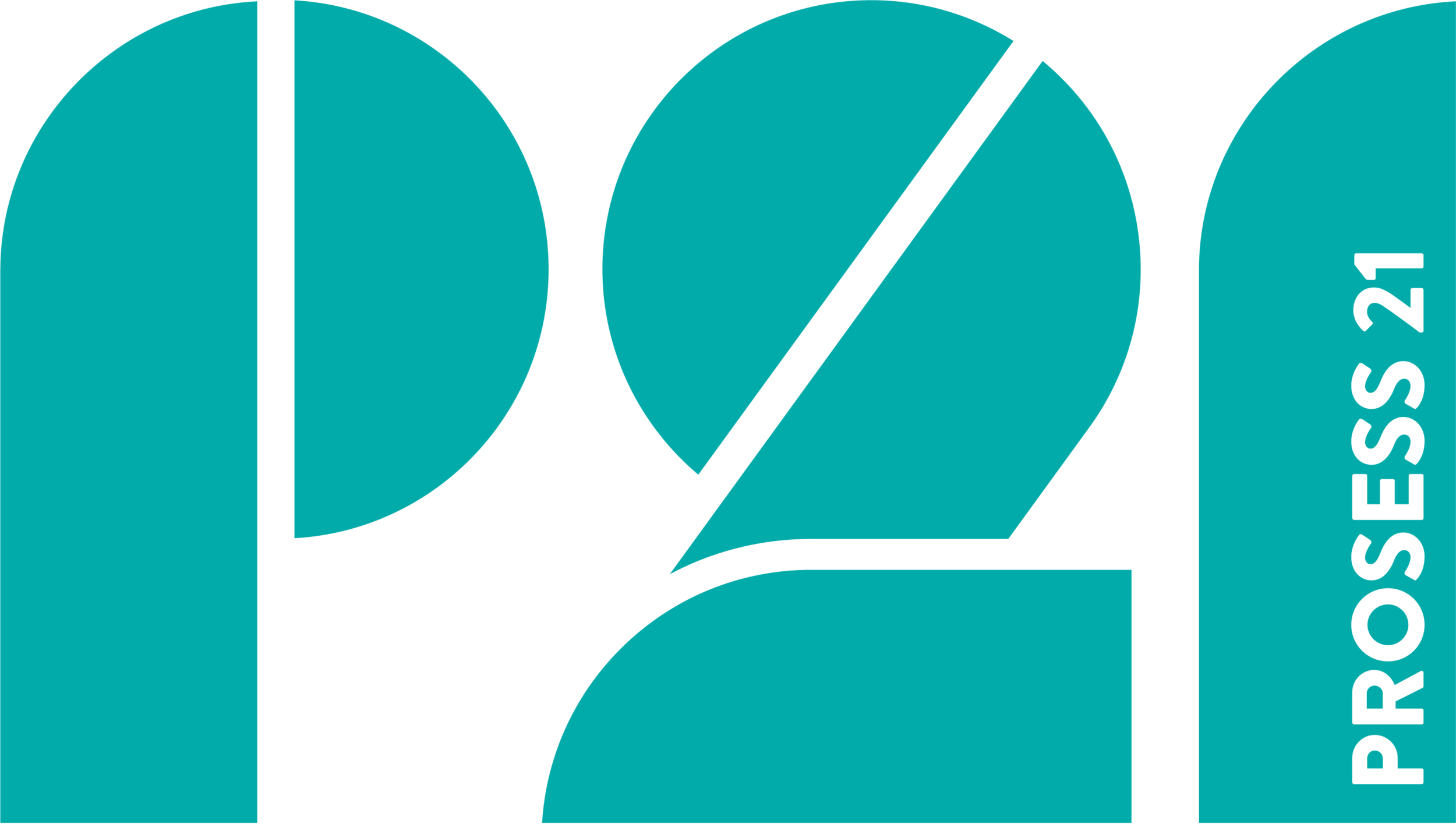 Prosess21 main logo