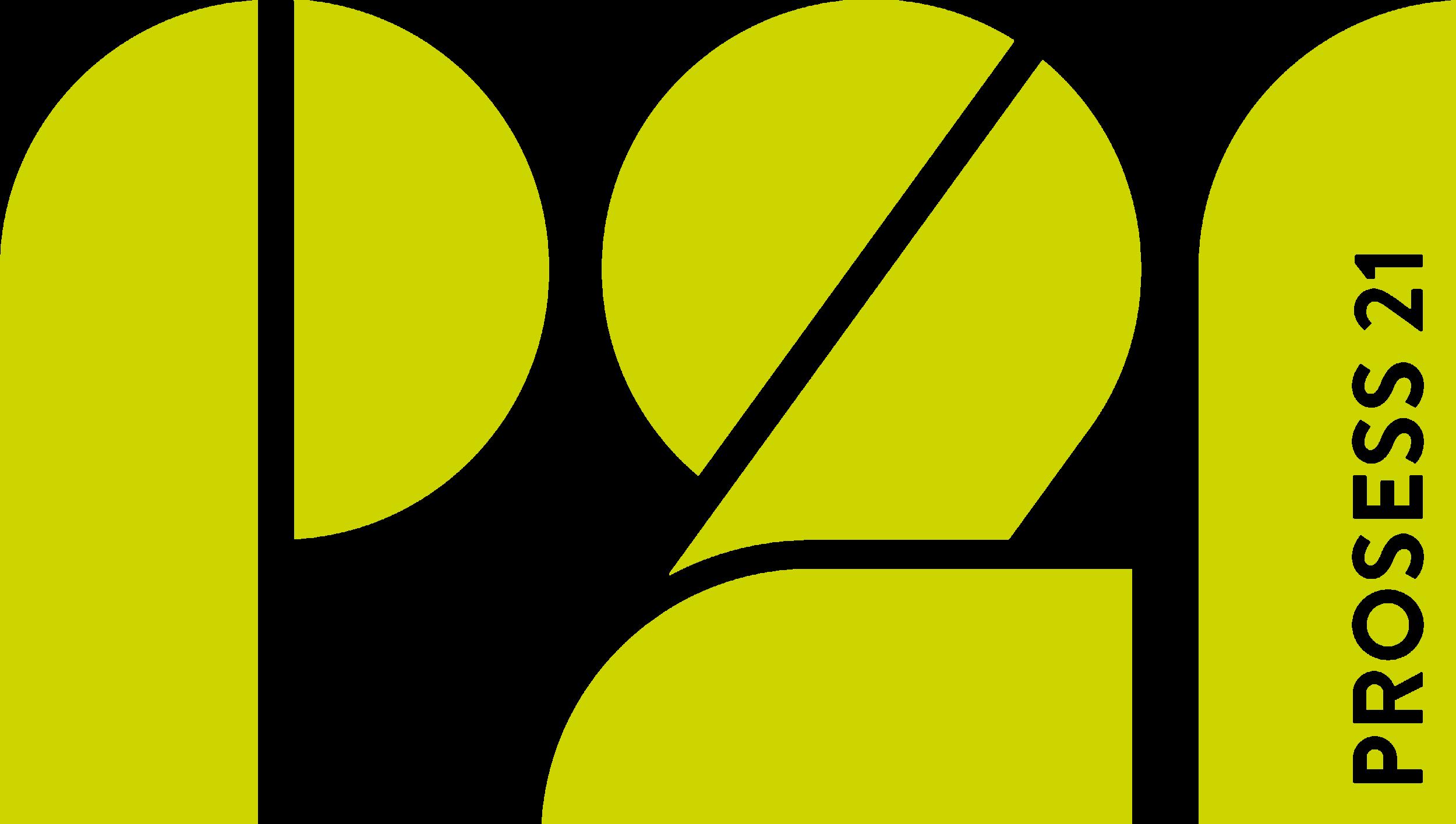 Prosess21 logo lime