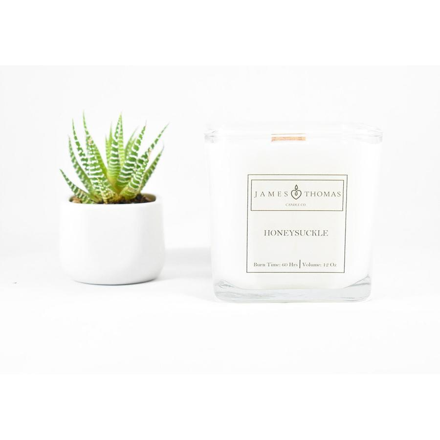 Relaxing Honeysuckle Classic Collection Candle