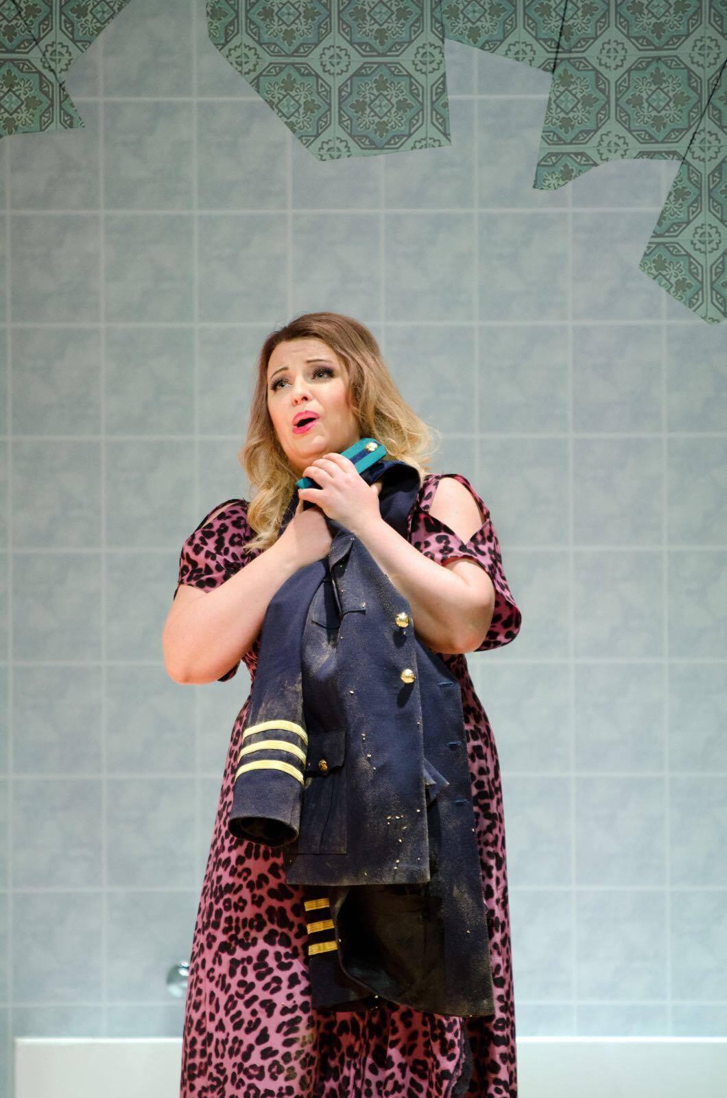 Amneris, Aida, Estonian National Opera