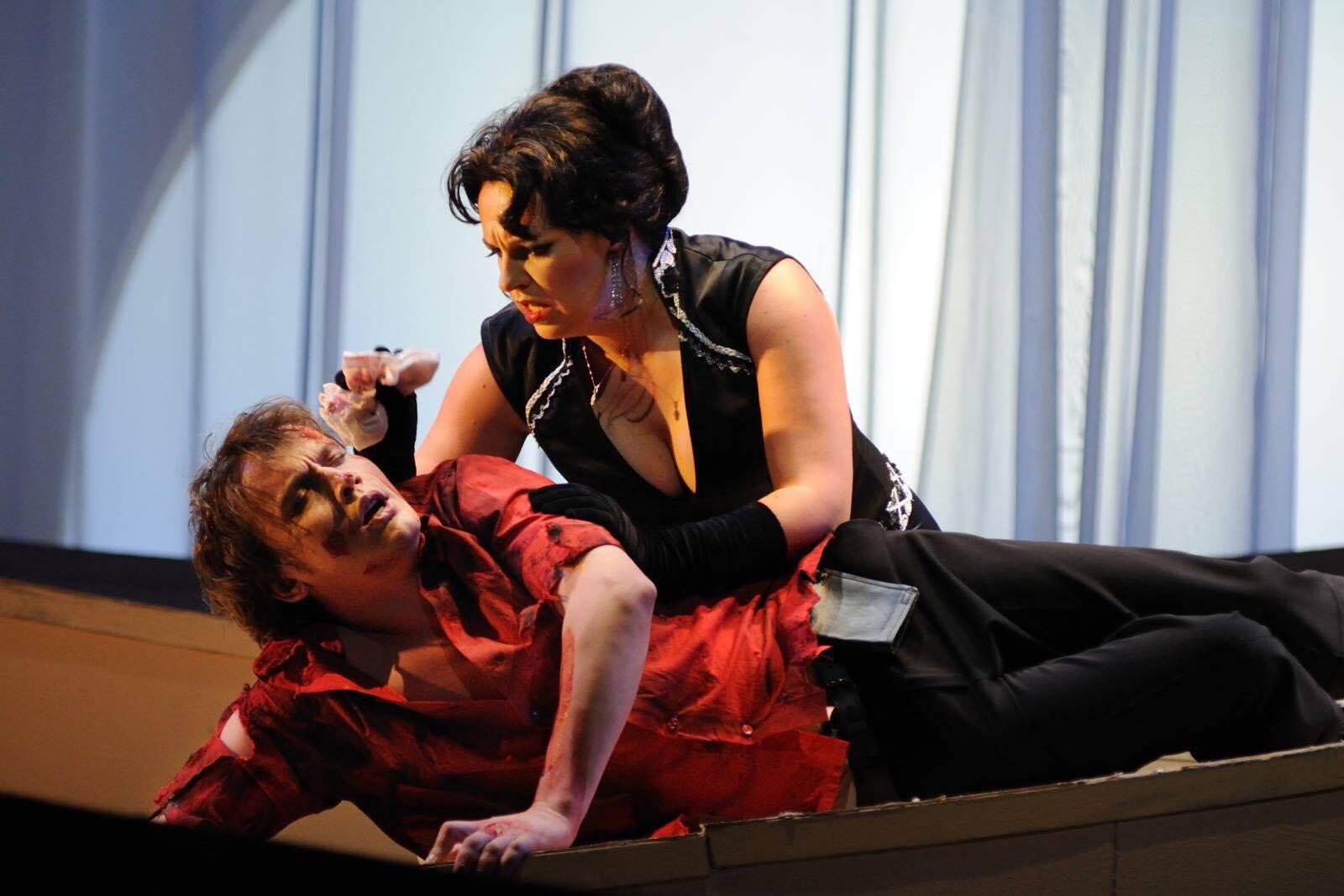 Cornelia, Julius Caesar, Estonian National Opera