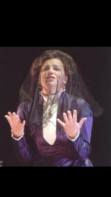 Madame Popova, the Bear, Royal Opera House Covent Garden
