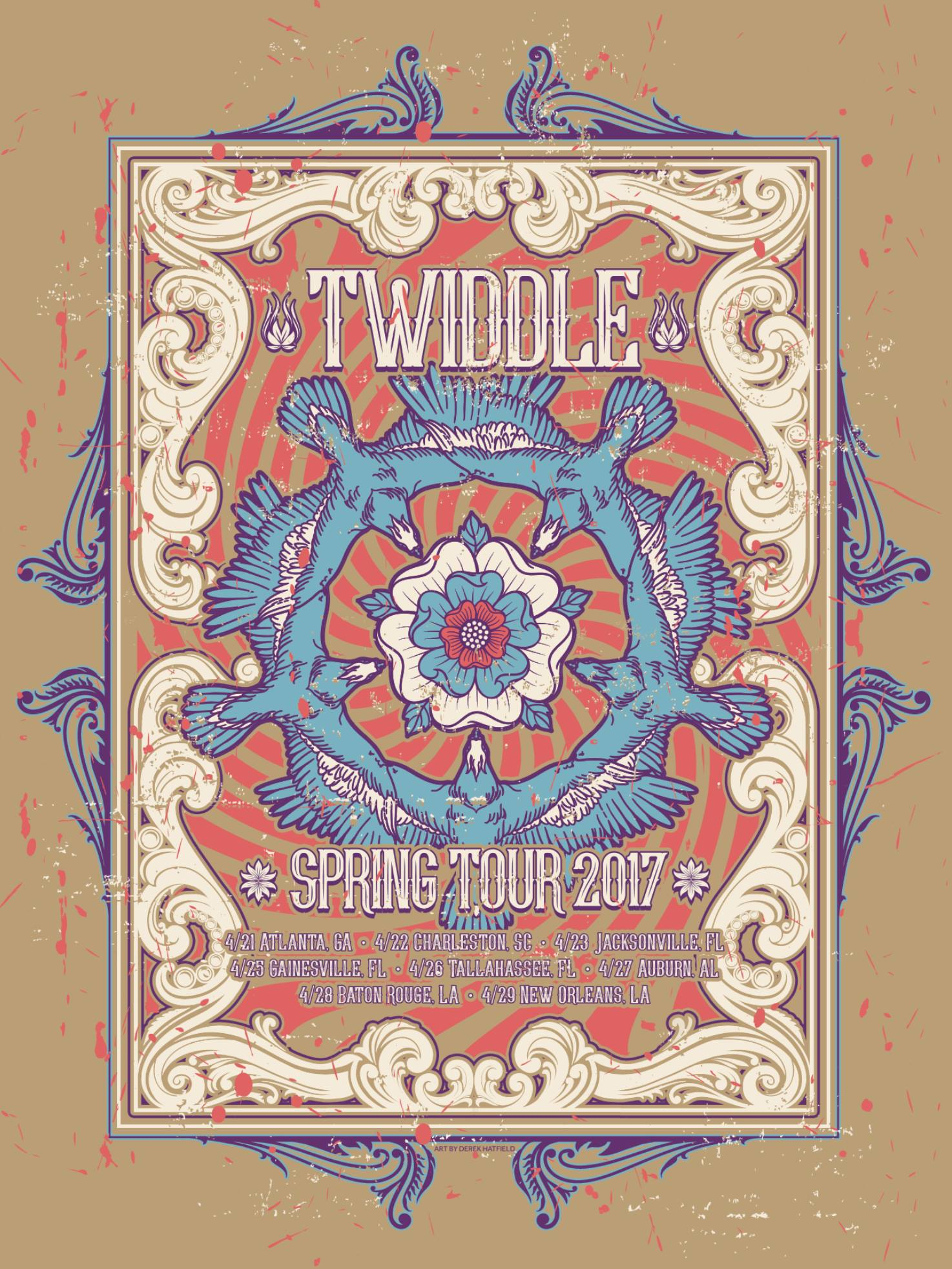 Twiddle - Spring 2017