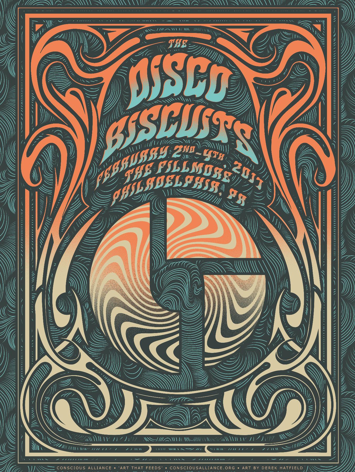 Disco Biscuits - 2.2-4.2017