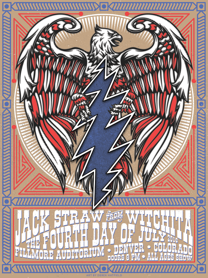 Jack Straw - 7.4.2016