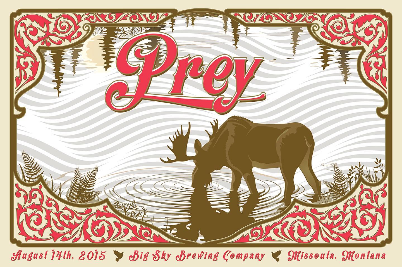 Prey - 8.14.2015