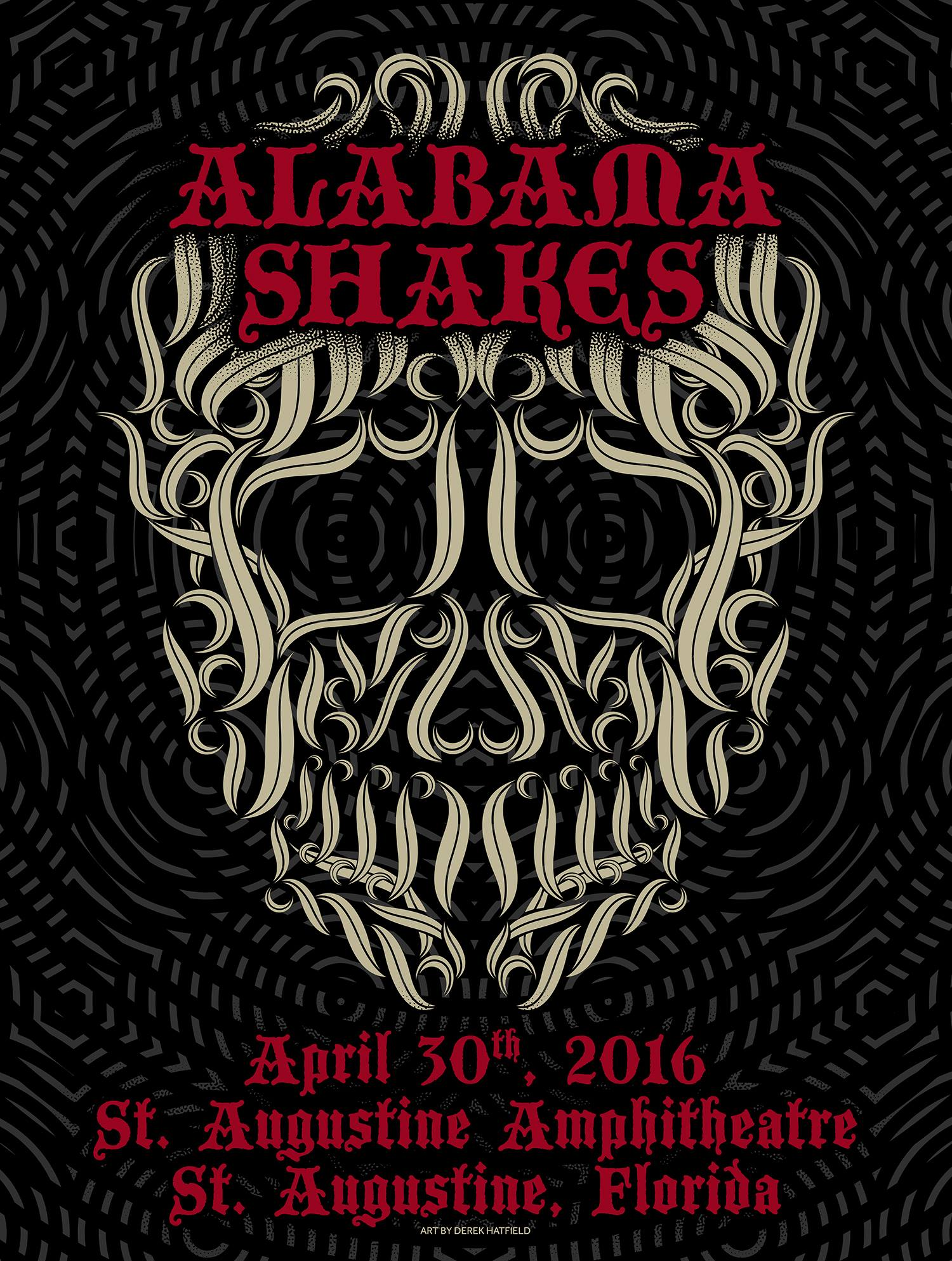 Alabama Shakes - 4.30.2016