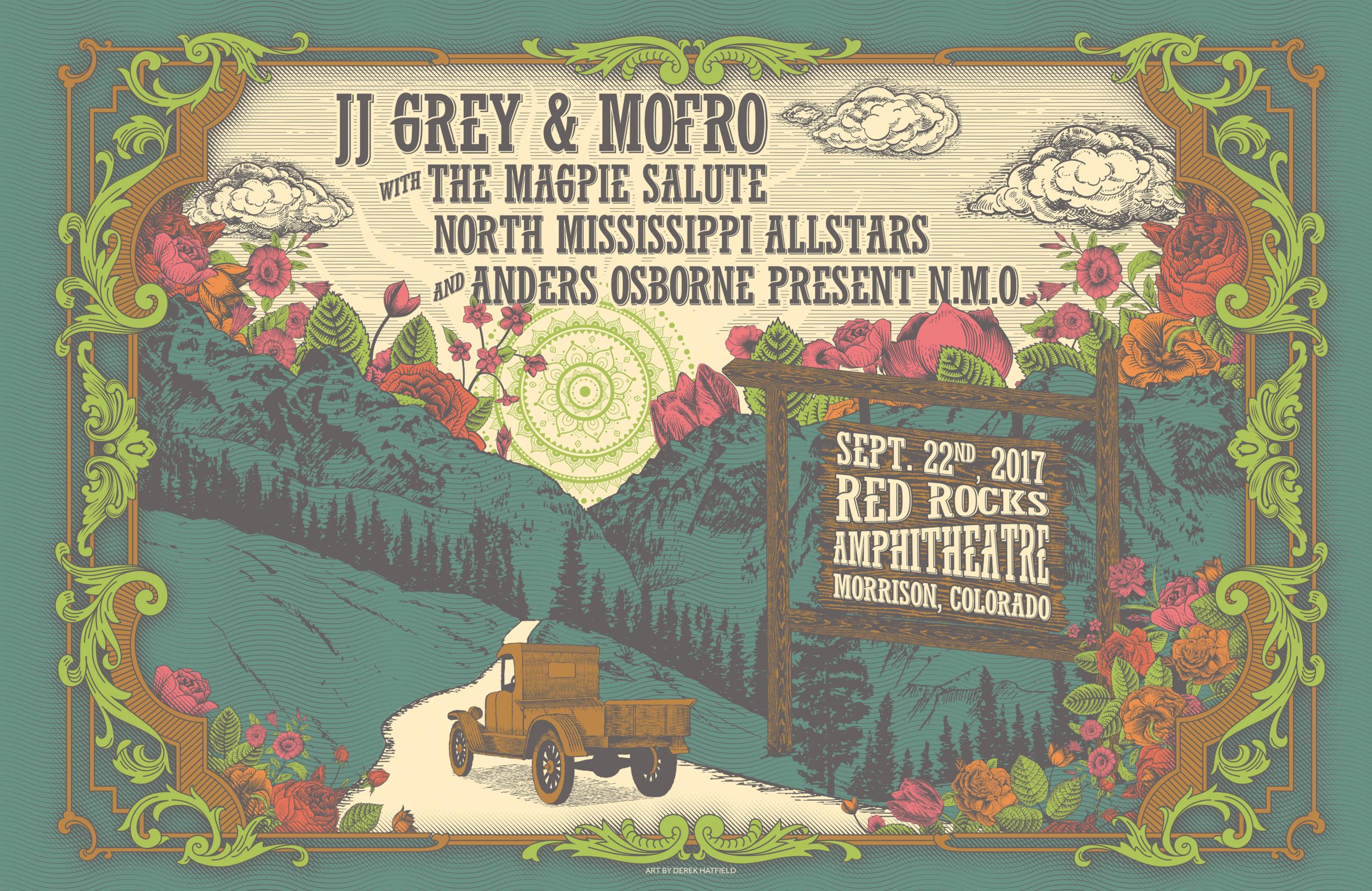 JJ Grey & Mofro - 9.22.2017