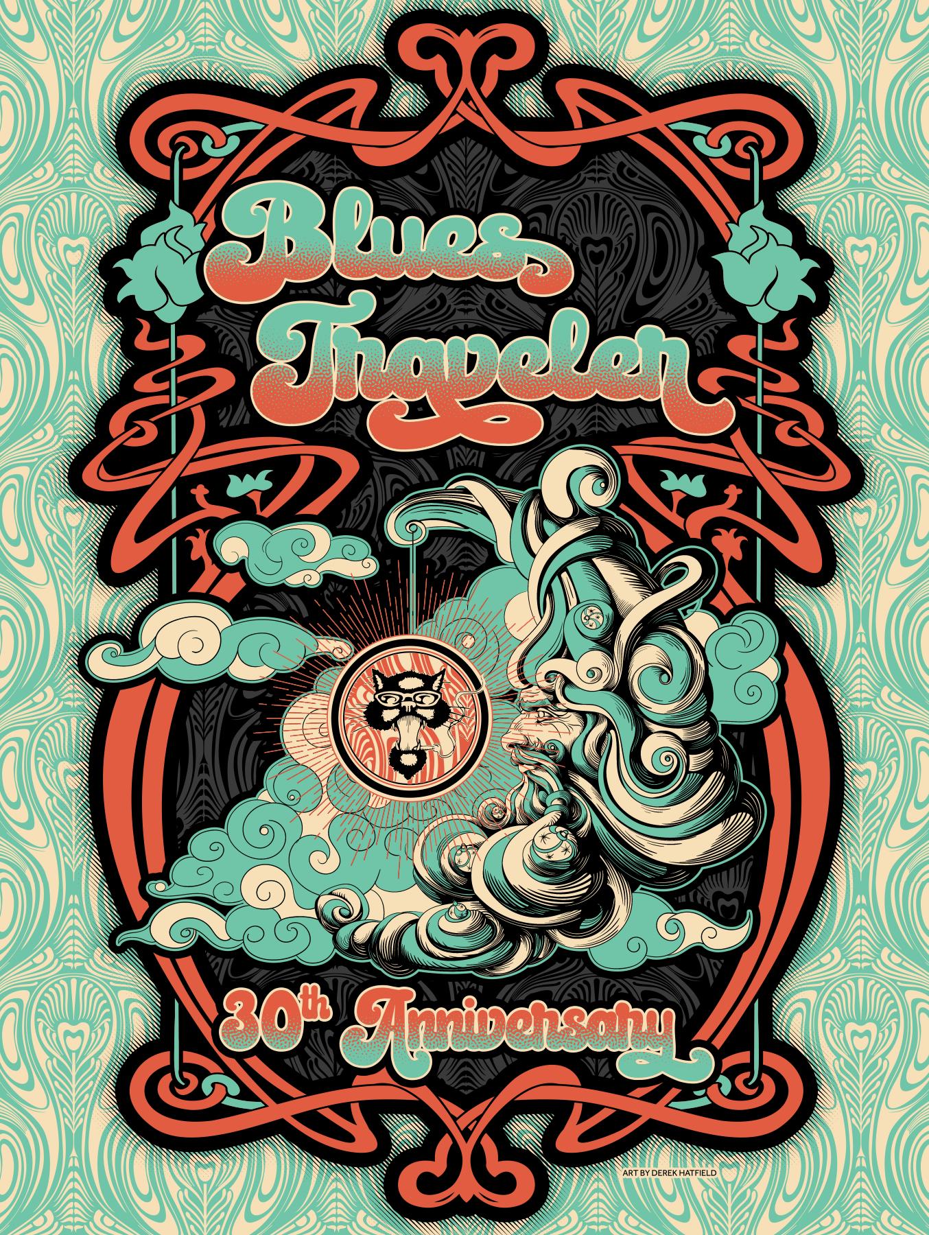 Blues Traveler - 30th Anniversary v2