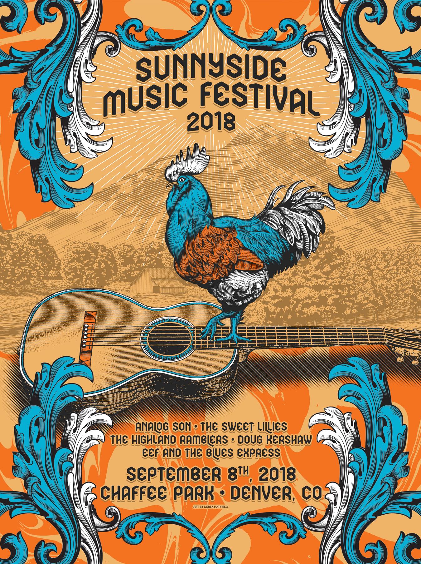 Sunnyside Music Fest - 9.8.18