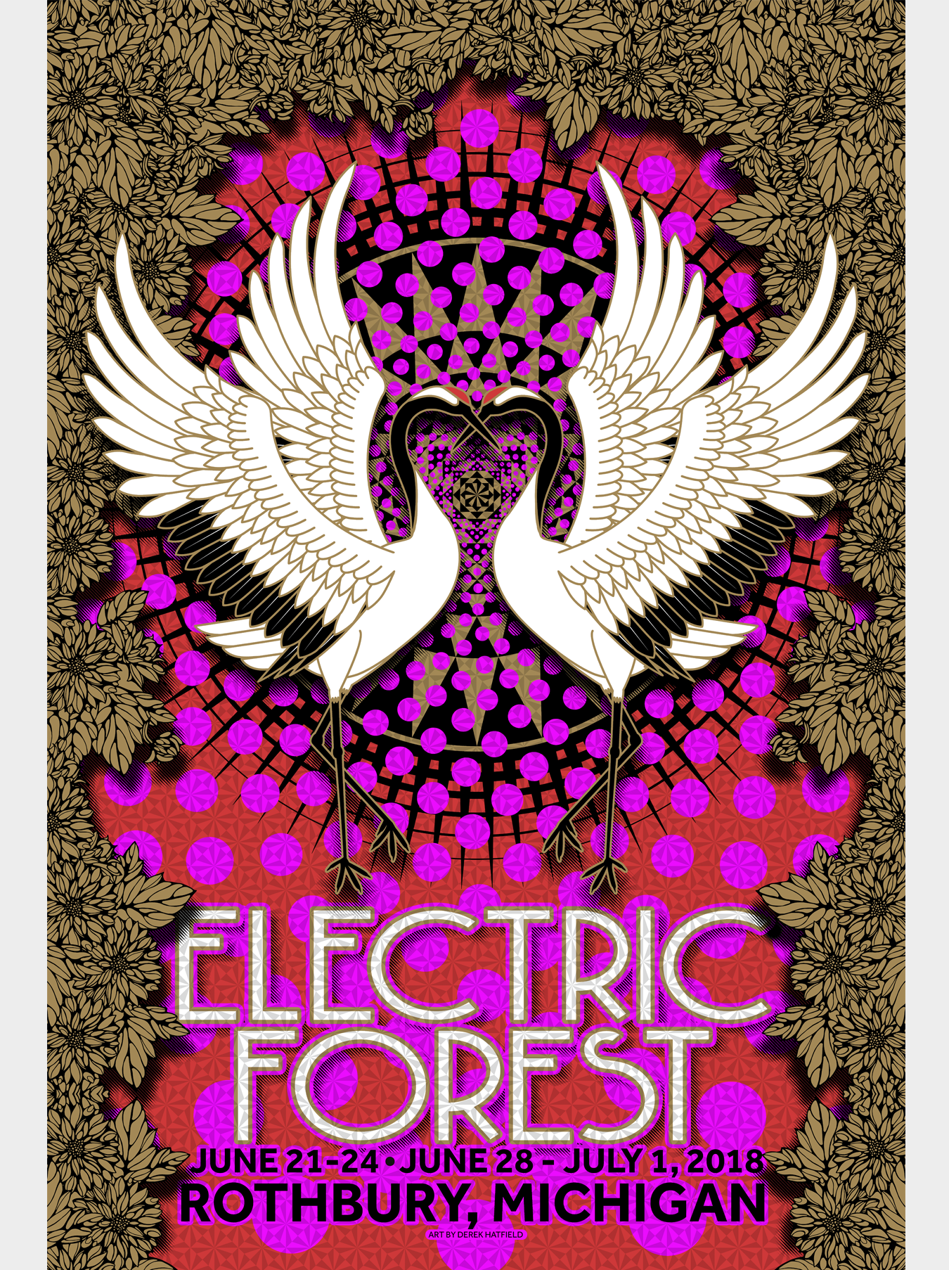 Electric Forest - 6.21-24.18