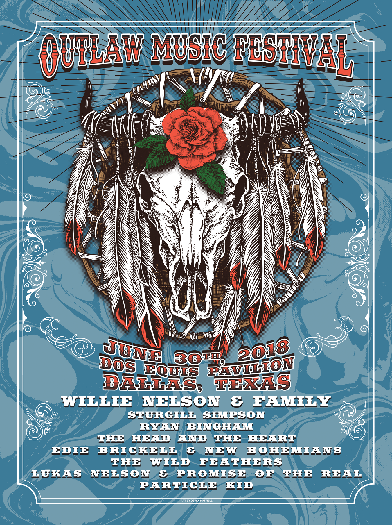 Outlaw Fest - 6.30.18