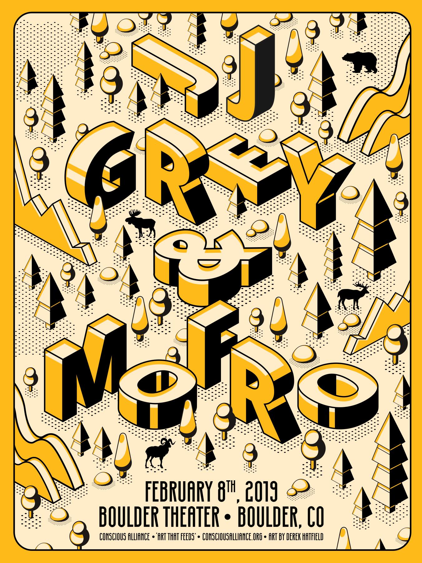 JJ Grey & Mofro - 2.8.2019