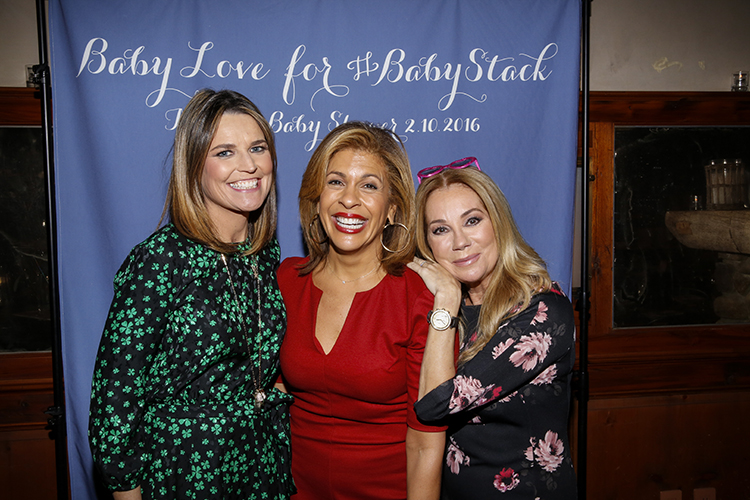 NBC News- Megan Kopf Baby Shower
